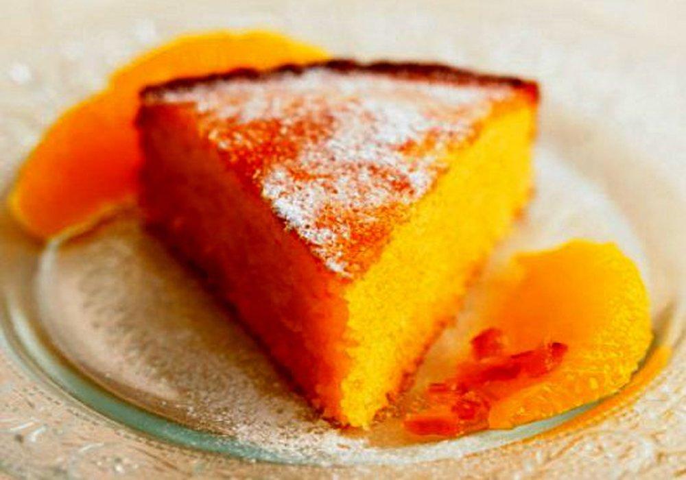2 Délices à la cuillère -portokalopita